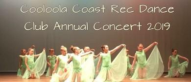 Cooloola Coast Rec Dance Annual Concert
