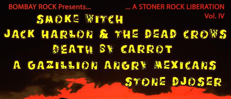 Bombay Rock: Stoner Liberation Volume IV