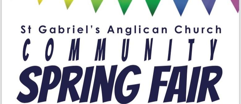 St Gabriel's Community Spring Fair