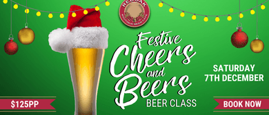 December Beer Class – Festive Cheers and Beers
