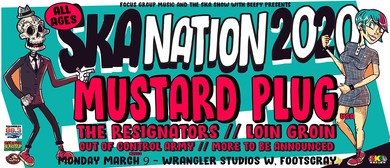 Ska Nation Feat. Mustard Plug