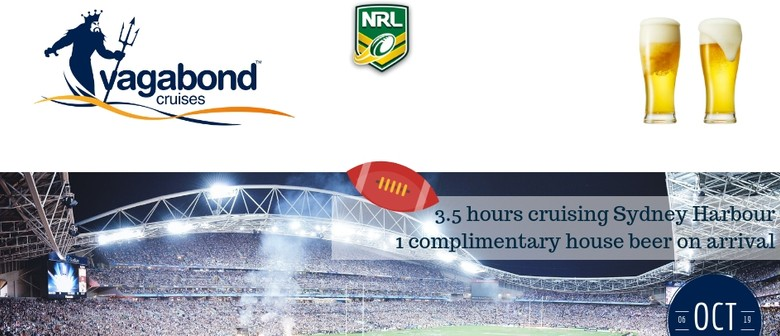NRL Grand Final BBQ Cruise on Sydney Harbour