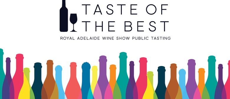 Taste of The Best