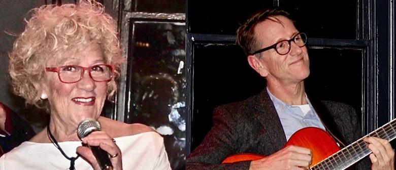 Margaret Morrison & James Sherlock with JMQ Jazz Ensemble