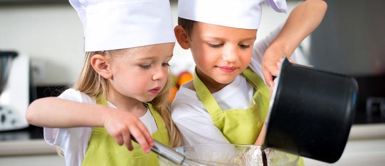 School Holiday Fun – Kids Cooking