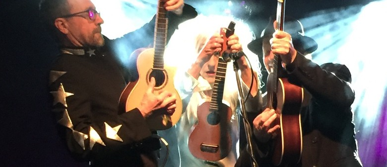 The Thin White Ukes: An Acoustic Bowie Odyssey