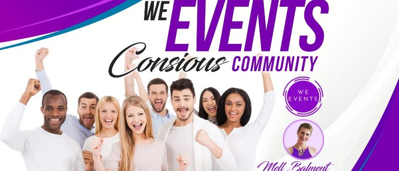 WE Events – The Spiritual Journey Community Event