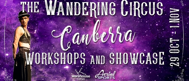 Wandering Circus – Workshops and Halloween Showcase