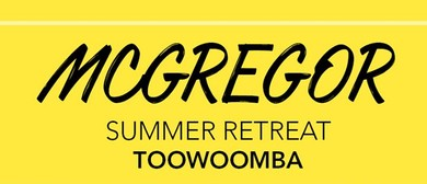 McGregor Summer Arts Retreat