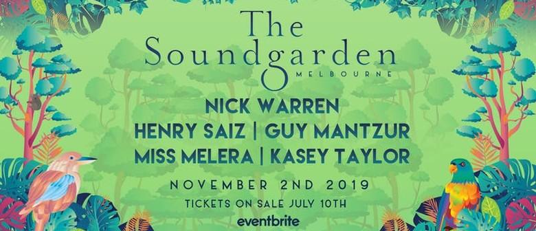 The Soundgarden – Nick Warren and Friends