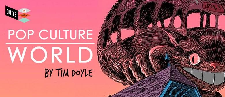 Tim Doyle – Pop Culture World
