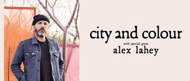 City and Colour Australian Headline Tour