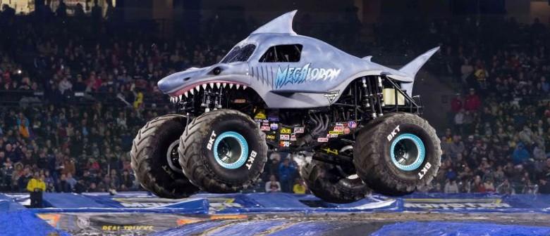 Monster Jam Megalodon Truck
