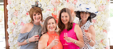 Melbourne Cup Rosé at the Carnival
