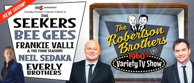 The Robertson Brothers 60's Variety TV Show