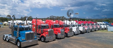 Western Star Truck Shown N Shine
