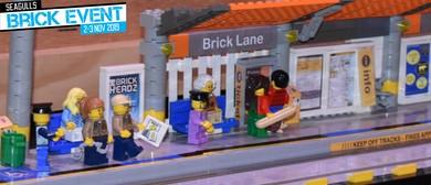 Brick Events' LEGO® Fan Expo