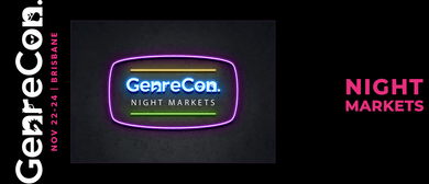 GenreCon 2019: Night Market