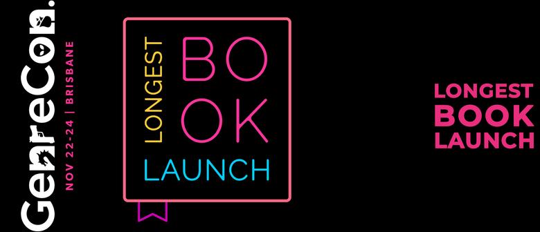 GenreCon 2019: Longest Book Launch