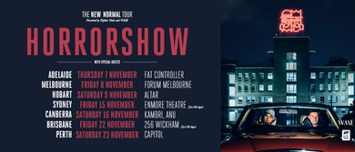 Horrorshow: The New Normal Tour