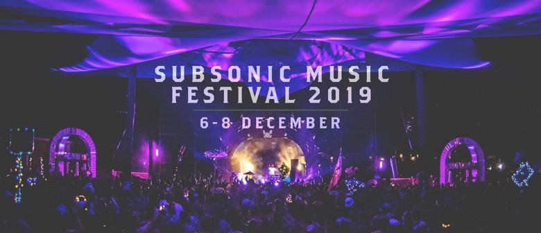 Subsonic Music Festival: POSTPONED