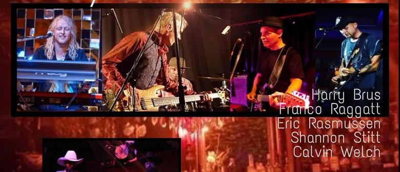 Harry Brus Band + Kristen Lee Morris & The Dirty Snakes