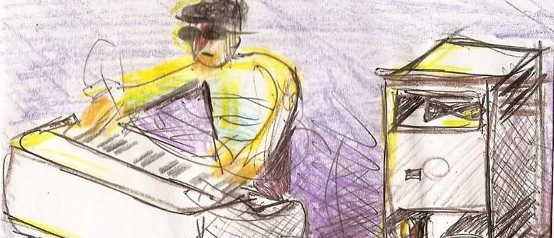 Danny Tsun's 'Rhythm Revue'