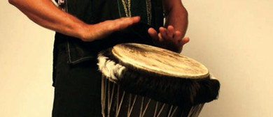 ARTspokens Art Talk – African Drumming for Adults
