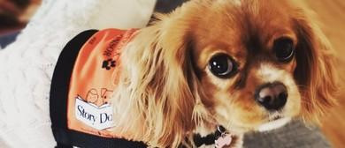 ARTspokens Art Talk Story Dogs With Christina & Pup
