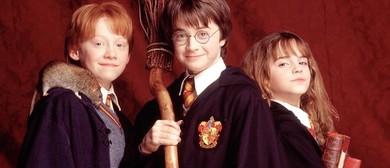 A Hogwarts Halloween