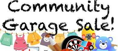 Community Mega Garage Sale