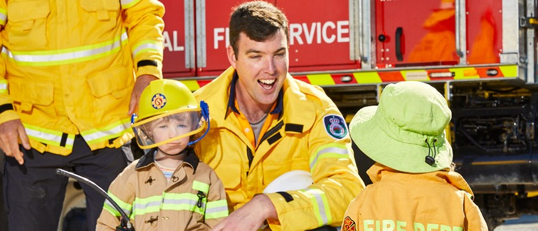 Googong Rural Fire Services Community Open Day