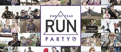 End of Year Run Party
