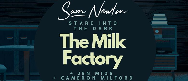 Sam Newton Album LauncH