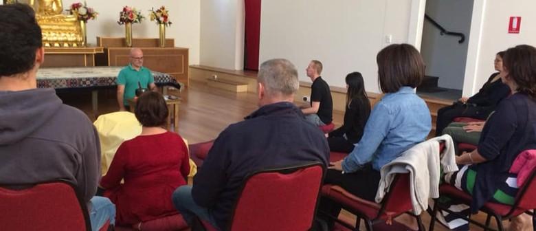 Meet Your Mind – One Day Meditation Workshop