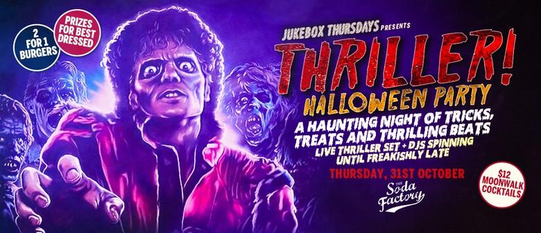 Thriller! Halloween Party