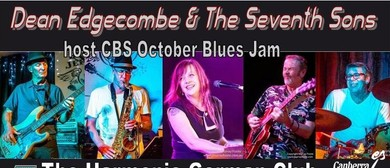 Canberra Blues Society October Blues Jam