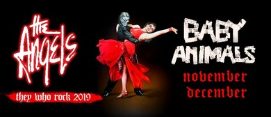 The Angels and Baby Animals – They Who Rock 2019