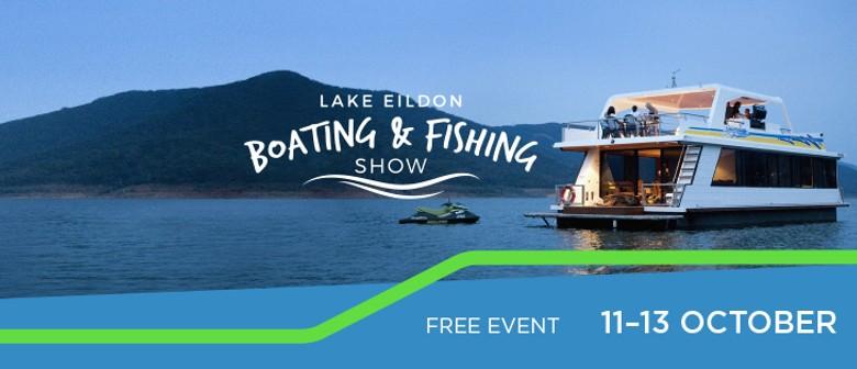 Lake Eildon Boating & Fishing Show