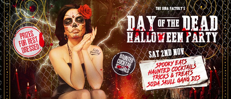 Day Of The Dead – Halloween Party