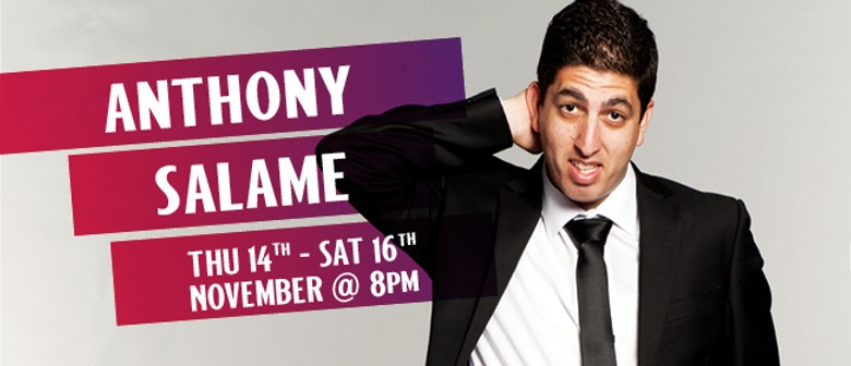 Stand Up Comedy With Anthony Salame