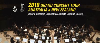 Grand Concert Tour Sydney 2019