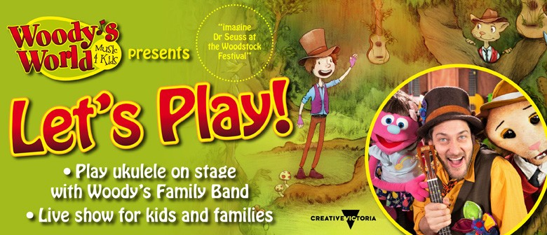 Woody's Let's Play! Tour
