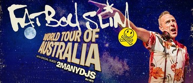 Fatboy Slim – World Tour Of Australia