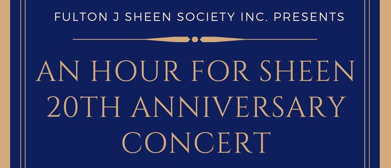 An Hour for Sheen 20th Anniversary Concert