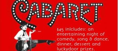 Dinner and Cabaret Show
