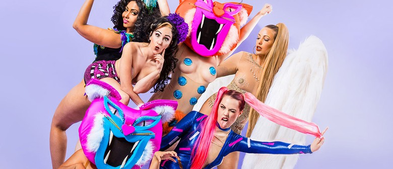 Baby Got Back: Size Queens – Wonderland Festival