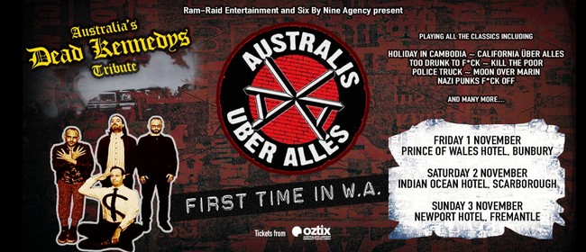 Image for Australis Uber Alles – Dead Kennedys Tribute