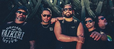 Katchafire plus Jemere Morgan