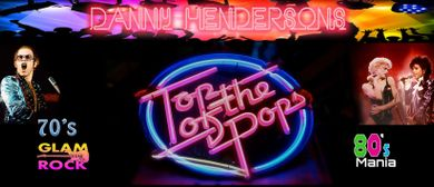 Top of the Pops - 70's and 80's: Dinner & Show